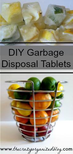 Garbage Disposal Tablets