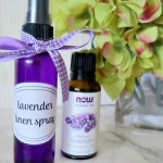 Fast Fix Friday // Lavender Linen Spray