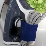 DIY Ironing Cord Holder